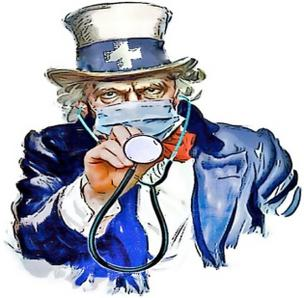 Uncle Sam health care
