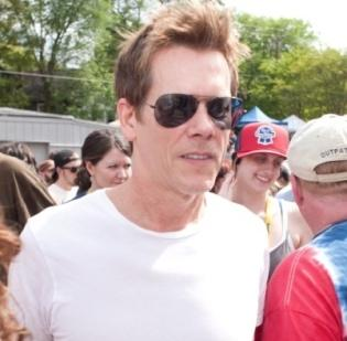 "Kevin Bacon is a veteran actor who for decades has been the subject of a trivia game called ""Degrees of Separation from Kevin Bacon."""