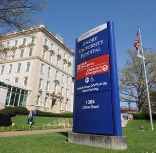 Emory University Hospital, Atlanta