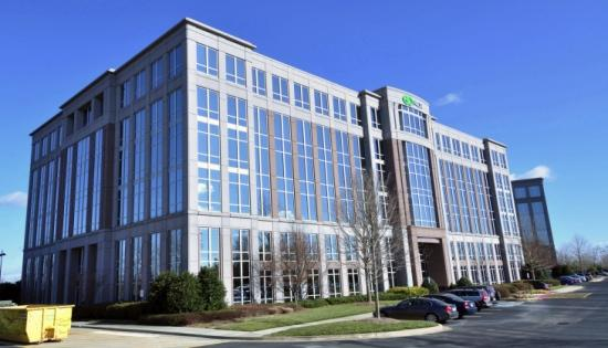 NCR Corp.'s Duluth, Ga., headquarters.