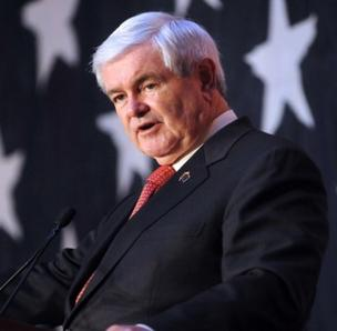 Newt Gingrich's failed consultancy reportedly got a cash infusion from Sacramento's Sutter Health.