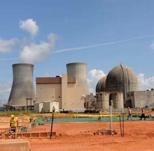 A nuclear engineer says in a new report that he believes the first nuclear reactor at Georgia Power's Plant Vogtle will be completed no earlier than June 2017.