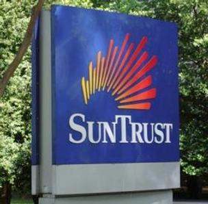 SunTrust plans to raise fees in August.