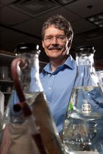 Green fuel? UGA looks to turn carbon dioxide to fuel.