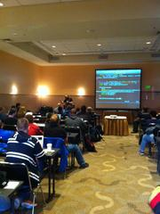 "Jay Freeman (Saurik), considered the ""father of jailbreaking"" leads a workshop at JailbreakCon."