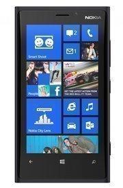 Microsoft's latest smartphone: Nokia Lumia 920