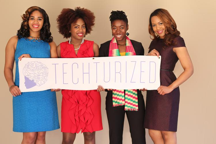 Techturized LLC is an Atlanta start-up product engine that recommends hair products and hairstyles to women of color.