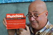 The Munchies: People's Choice Food Awards were hosted by Andrew Zimmern.