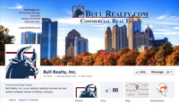 Social Madness: Bull Realty Inc.