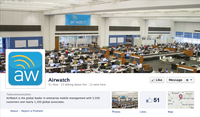 Social Madness: AirWatch