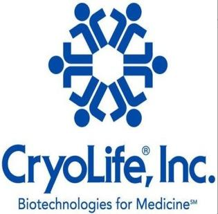 CryoLife annual profit hits $16.5M