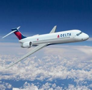 The FAA fined Delta nearly $1 million for operating a plane with a chip in its nose.