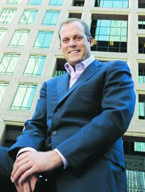 John Dewberry, president and chief executive officer of Atlanta-based Dewberry Capital, survived a plane crash Tuesday in Macon.