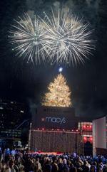 Macy's 'Great Tree' at Lenox Square to be fake - and in parking lot