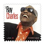 Stamp to honor Ga. native Ray Charles, release event at Morehouse