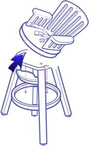 Graco Children's Products Inc. of Atlanta issued a recall Tuesday on its Classic Wood highchairs.