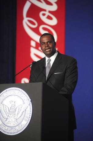 Atlanta Mayor Kasim Reed.