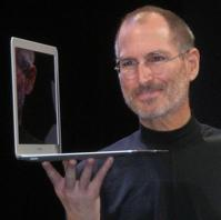 Steve Jobs quit as CEO of Apple on Wednesday. He will be chairman of the company and Tim Cook will be CEO.