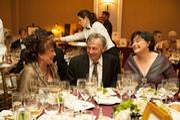 Roberta Griffin; Claude Wegscheider, former executive director of AFA; and his wife, Gail Crowder.