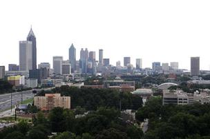 Atlanta is the eighth most-popular destination for meetings in the United States, according to a recent study.