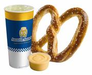 Auntie Anne's is a a unit of Atlanta-based FOCUS Brands Inc.