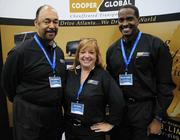 Eric Jeffries, Kim Butler and Marvin Foster ,all with