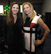 Business Growth Expo speakers Kat Cole, president of Cinnabon