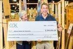 Cox Foundation boosting Habitat headquarters efforts