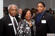 "William ""Sonny"" Walker, Deborah Richardson and Niles Harris."