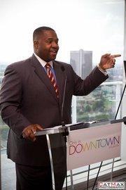 Atlanta City Council President Ceasar Mitchell