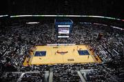 The Atlanta Hawks tipped off the 2012 season at Philips Arena on Nov. 2 with a 109-102 loss to the Houston Rockets