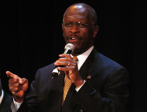 Herman Cain has seen his fortunes improve in the GOP race for president.