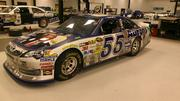 Michael Waltrip's No. 55 Toyota will pay tribute to Charlie Loudermilk.