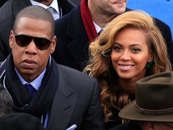 Jay Z and Beyonce are reportedly among those whose information was accessed.
