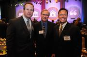 Phil Tickle with Capgemini Consulting, Hans Gant with the Metro Atlanta Chamber and Tino Mantella president of TAG.