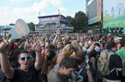Music Midtown packed Piedmont Park for two days with overflow crowds, warmer-than-expected weather.