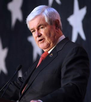 Newt Gingrich's health-care think tank, The Center for Health Transformation,  has filed for Chapter 7 bankruptcy.