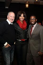 Don Farrow, Veronica Best and DeMarco McMillan.