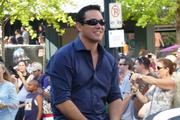 """Actor Dean Cain, who played Clark Kent/Superman on the TV series """"Lois and Clark: The New Adventures of Superman."""""""