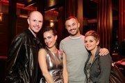 Ryan Christopher, Liza Mendez, Javier Gonzalez and Amber Wilbanks.