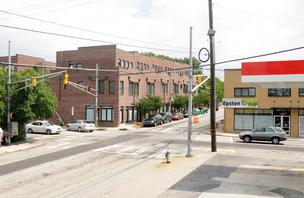 The eastern edge of the Streetcar route has already seen new investment, including The Epten Group on Edgewood Avenue.