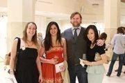 Sabeth Jackson, Rowshi Craven, Casey Craven and Fen Nan Lee.