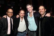 Dr. Merrick Tomlinson, Mike Wells, Patrick Gibbin and Marc Bochino.