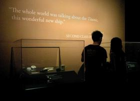 Premier Exhibitions is the exhibitor of Titanic: The Artifact Exhibition.