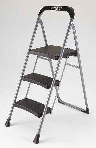 Easy Reach by Gorilla Ladders 3-Step Pro Series step stool