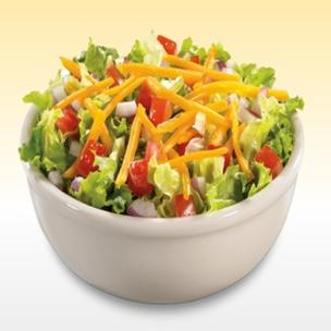 Arby's debuts new salad alternative
