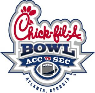 The Chick-fil-A Bowl aims to bid to host the NCAA football championship in Atlanta.