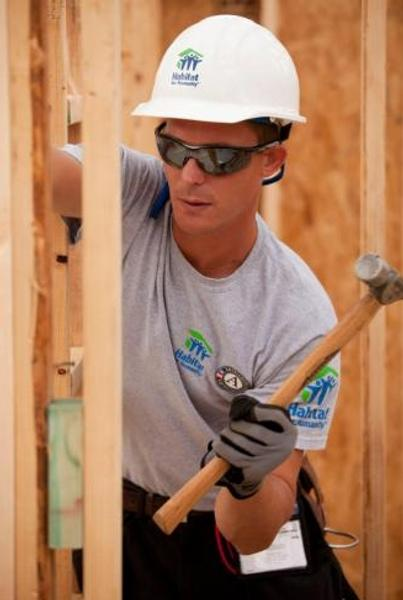 Tennessee is the fourth most-productive state — and Memphis the 14th most-productive affiliate — for home builds within the Habitat for Humanity organization.