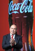 Coke Chairman & CEO Muhtar Kent's total comp hit $30.5M in 2012