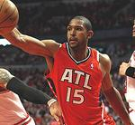 Hawks' <strong>Horford</strong> named Sports Person of the Year